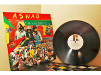 Aswad : Live & Direct : Vinyl//LP
