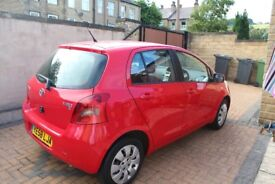 Toyota Yaris 1.3 / 1 Previous Owner/FSH/Open To Offers/Now Reduced!!!