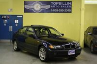 2003 BMW 325 xi*Manual*Leather*Sunroof*Bluetooth*