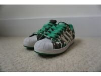 Adicolor Adidas Shoes Size 9 (used 1 time)
