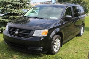 2008 Dodge Grand Caravan 7 passagers, stow and go, financement a