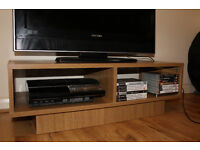 HOME Cube TV Unit + 1 Shelf Coffee Table