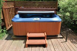 Custom Spa and hot tub covers starting as low as $319