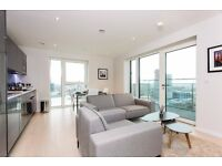•BRAND NEW LUXURY APARTMENT•1 LARGE BEDROOM •14TH FLOOR•BALCONY •CONCIERGE •GYM - Stratford E20! JS