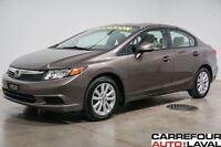 2012 Honda Civic EX GARANTIE/MAGS/TOIT/CRUISE