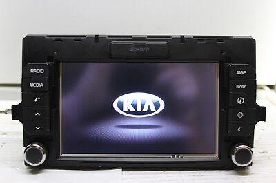 Kia Rio Radio Autoradio Navigation Navi Bluetooth 96560-1W510CA 96560 1W510CA W510 Bluetooth