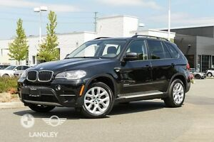 2013 BMW X5 xDrive35i Executive Edition