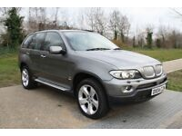 2004 BMW X5 4.4 Sport 5dr,FULL SERVICE HISTORY, 3M Warranty, Part Exchange Welcome