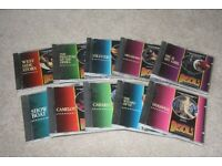 THE MUSICALS COLLECTION, 75 CD'S, ALL THE CLASSICS AND MORE, GREAT SET