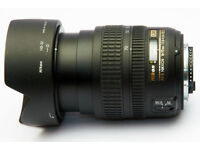 Nikon 18-70mm f/3.5-4.5G ED IF AF-S DX Nikkor