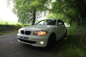 BMW 116d, 2010y,74000miles,30£ tax,Full year M.O.T. spotless car only £ 4659 ONO