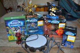 Skylanders Imaginators starter pack and extras