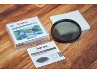 Hama Grey Filter Vario ND2-400 77mm