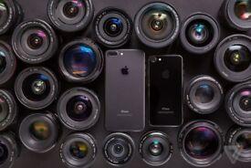 iPhone 7 Plus 128gb Jet Black - Apple Warranty