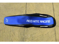 Honda CR 125 CR 250 Seat Cover-Blackbird Racing for CR125, CR250, CRF250, CRF450