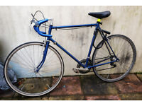 Vintage Road Bike (Relaigh, M size)... still available