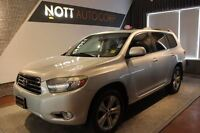 2008 Toyota Highlander V6 Sport, AWD, Heated Leather, Backup cam