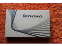 BRAND NEW blue Lenovo 15.6 Inch Intel Ci3 8GB 2TB Laptop PLUS bag and wireless mouse. £380 O.N.O