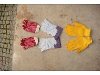 Selection of Work Gloves