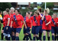 AFC STOCKPORT LADIES - ARE RECRUITING NOW