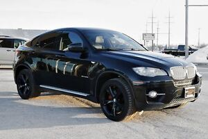 2010 BMW X6 xDrive50i Navi, Sunroof, LOADED SUV!