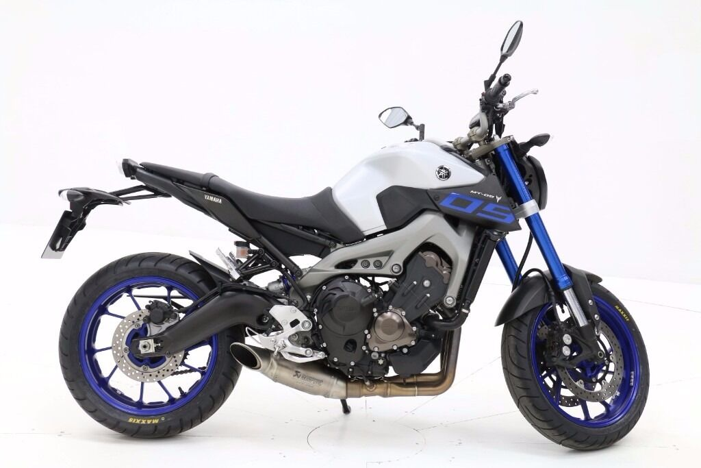 SOLD SOLD SOLD !!!! 2015 Yamaha MT - 09 ---- Black Tag Sale Event !!!! -----