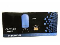 Hyundai Clothes Dryer cost £40 boxed as new