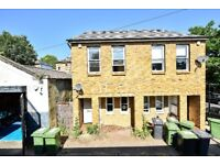 Superbly refurnished three double bedroom house in a lovely location - Wickham Mews