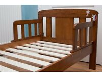 Toddler Bed from John Lewis