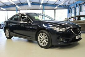 Mazda Mazda6 D SE-L [1 OWNER / NAV / BLUETOOTH] (deep blue metallic) 2014