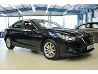 Mazda Mazda6 D SE-L [1 OWNER / NAV / BLUETOOTH] (deep blue metallic) 2014