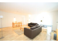 High quality apartment with private terrace within a recently built block in Spitalfields E1.