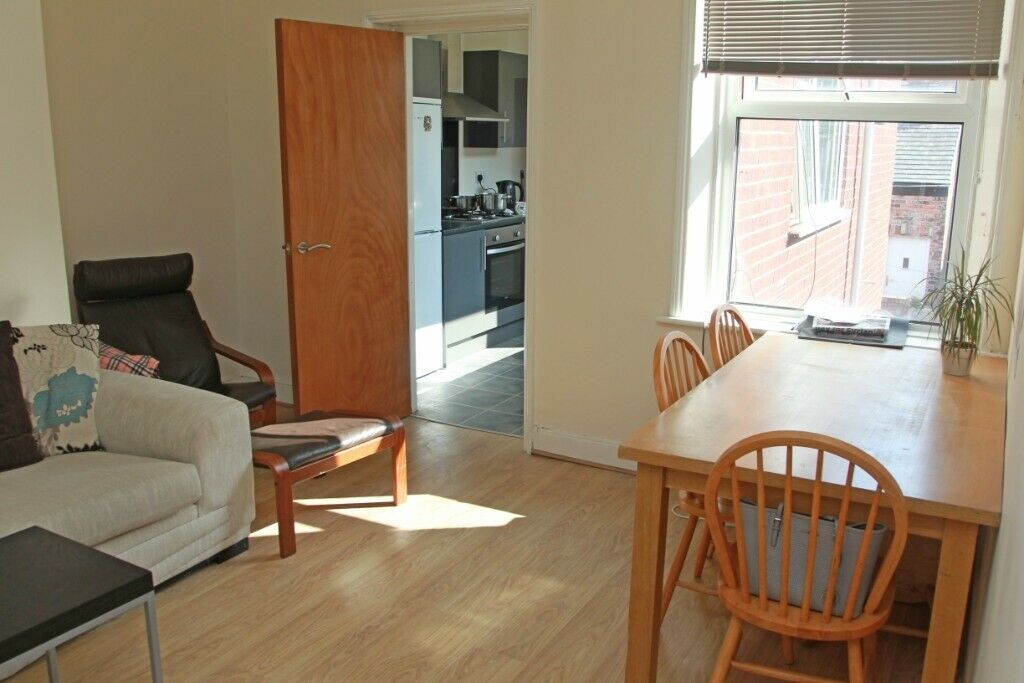 4 BED MAISONETTE FLAT TO RENT IN NEWCASTLE UPON TYNE. NO ...