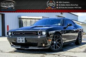 2016 Dodge Challenger R/T|Navi|Backup Cam|Bluetooth|Leather|R-St