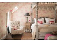 Housekeeper for boutique hotel outside Blairgowrie (£8.30/hour + tips + holiday pay)