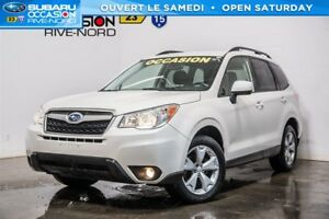 2015 Subaru Forester Convenience MAGS+CAM.RECUL+BLUETOOTH