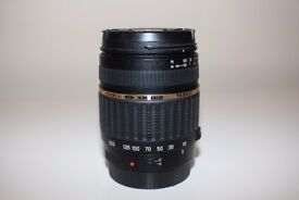 Tamron 18-200mm f/3.5-6.3 LD Di-II XR IF AF Lens For Canon