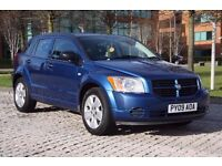 2009 DODGE CALIBER 1.8 PETROL, 2WD, MANUAL, VERY CLEAN CAR, DRIVES FAULTLESS, NEW BREAKES AROUND!!!