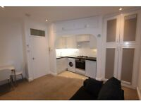 BELSIZE PARK-Newly Renovated Furnished STUDIO Flat with Bathroom & Kitchenette & Wardrobes - NW3