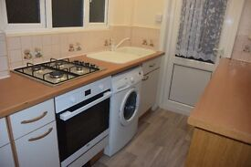 Good condition! 3 bedroom house with rear garden and parking space