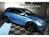 LATE 2014 VOLVO XC60 2.0 D4 R-DESIGN 178 BHP (FINANCE AND WARRANTY)