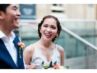 Low cost wedding and event photography offer in central Bristol.