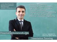 Dissertation Assignment Thesis Essay Proofreading / Editing / Tutor / SPSS Help / Writing / Writer