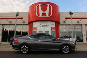 2014 Honda Accord Coupe EX-L w/Navi- LEATHER+ HEATED SEATS+ BACK
