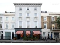 Part Time Night Porter/Cleaner in Pimlico for a small Hotel & Restaurant