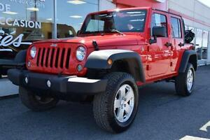 2015 Jeep Wrangler Unlimited Sport A/C, TOW PACKAGE