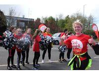 Volunteers need for the Belfast City Marathon