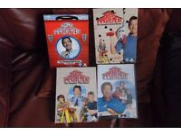 Home Improvements DVD Box Sets Series 1-4 (Two are new & Sealed) Tim Allen