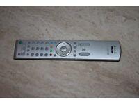 Sony TV remote control RM-ED002