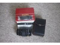 FOR SPARES Sigma AF 35-135 zoom 3.5/4.5 for Minolta A pristine condition but not working